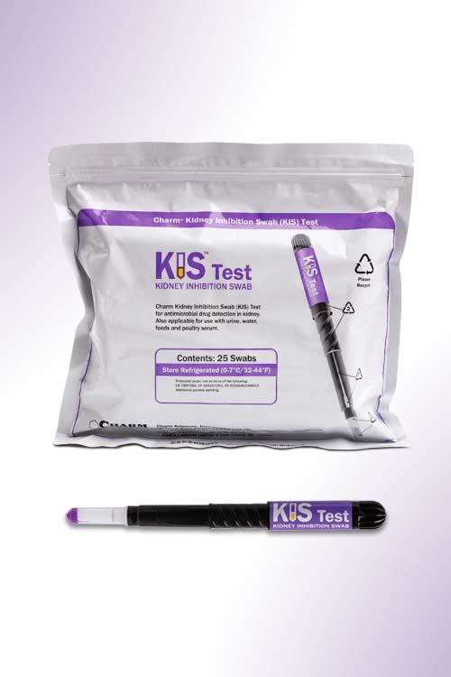 Charm MRL Swab KIS Test
