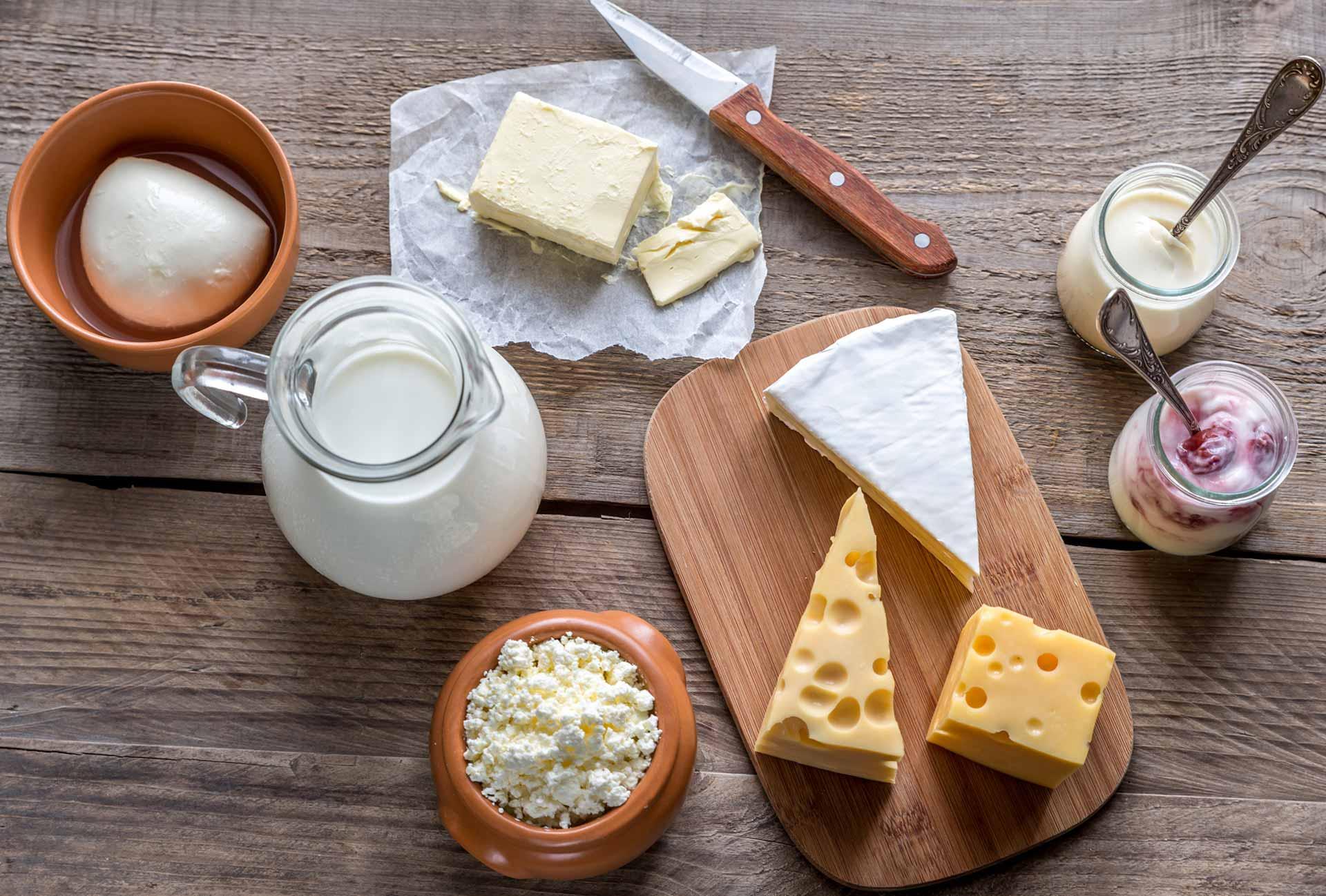 Alitest - tagliere latticini formaggi